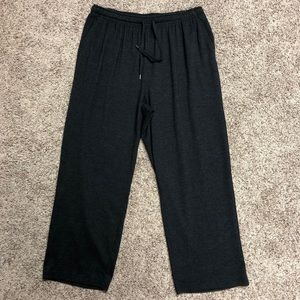 Woman within charcoal gray pants 1x 22/24